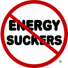 Energy Suckers solution to purchase